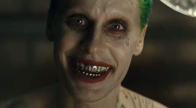 Jared Leto Says Goodbye To His Green Joker Hair