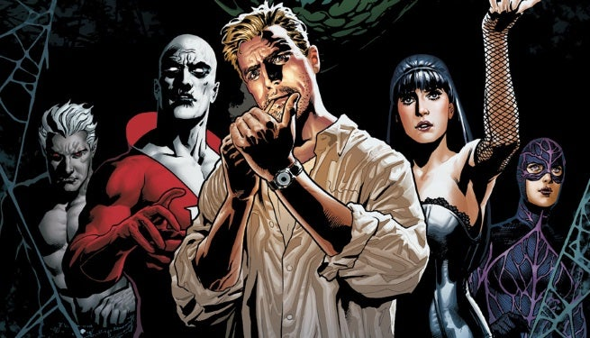 Justice League Dark Will Reportedly Film In 2016 With Scott Rudin Producing