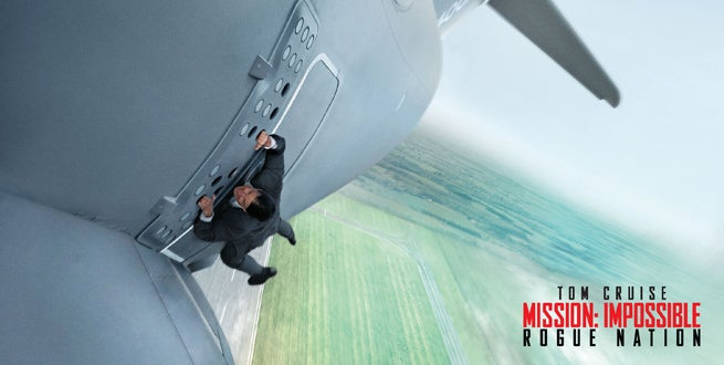 Mission: Impossible - Rogue Nation Review: White Knuckle Excitement Start to Finish