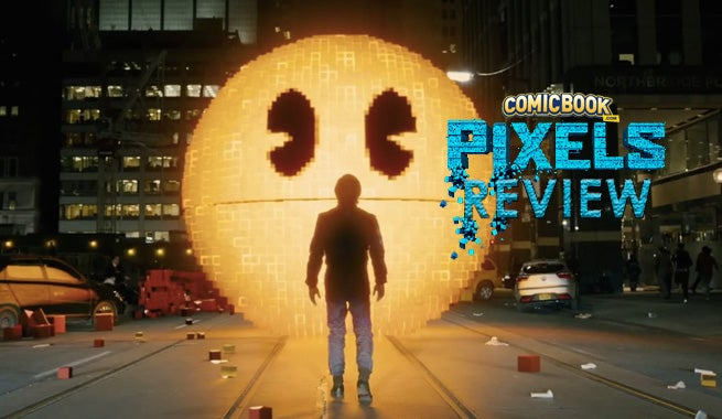 Pixels Review: It's Time To Level Up