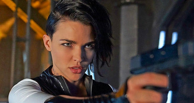 First Look At Ruby Rose In Dark Matter