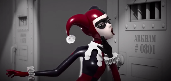 "Harley Quinn Parodies Frozen With Animated ""Do You Wanna Kill The Batman?"""