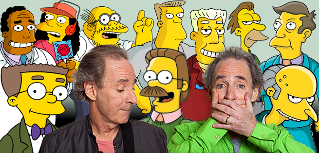 The Simpsons Showrunner Al Jean Comments on Harry Shearers ...  Harry Shearer Simpsons