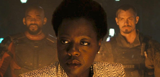 Suicide Squad's Viola Davis Has A Three Picture Deal
