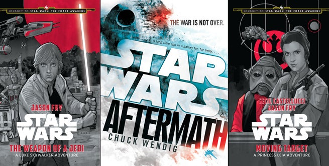 New Star Wars Journey To The Force Awakens Summaries Revealed Online