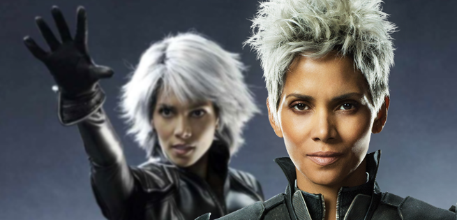 X Men Star Halle Berry Wants To Do A Storm Movie