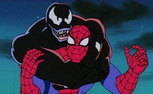 Spider Man The Animated Series Producer Talks About The Venom Saga