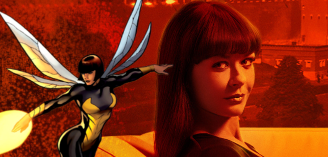 Michael Douglas Wants Catherine Zeta-Jones To Play Wasp In Ant-Man Sequel