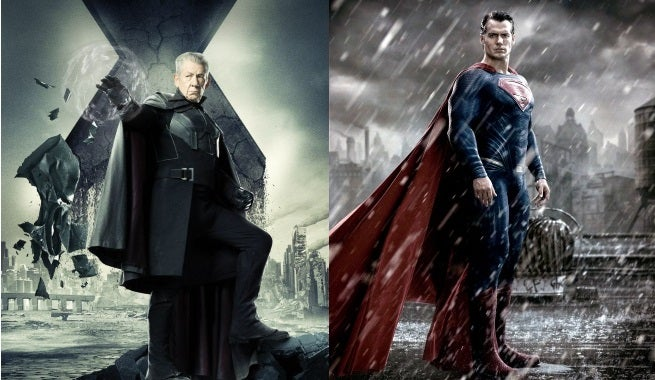x-men superman