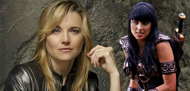 lucy lawless wrestling