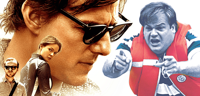 The Mission: Impossible - Rogue Nation Trailer Is Way Better