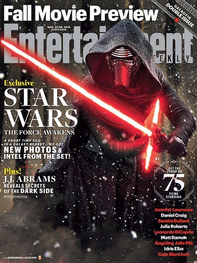 STAR WARS MOVIES - Estreou Ep VIII!!! Spoilers pág. 35 - Página 2 Cover-ew-13771378-swvii-459x612-147260