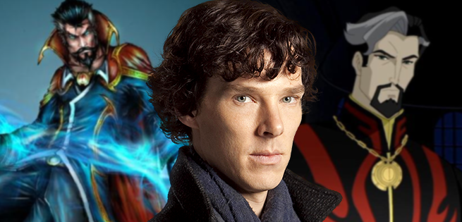 as Doctor Strange for Scott Derrickson39;s upcoming Marvel film