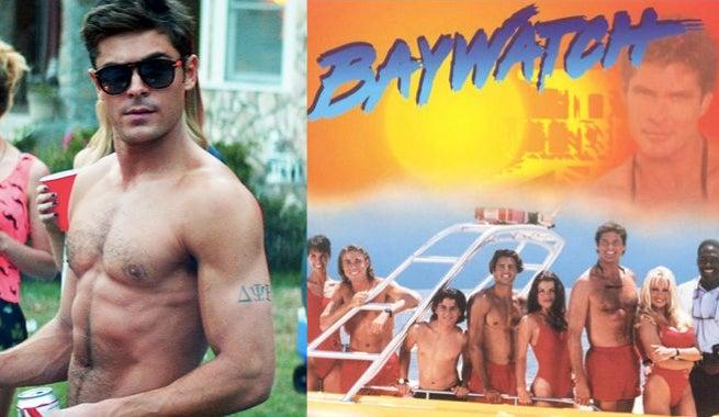 Zac Efron Cast In Baywatch Reboot