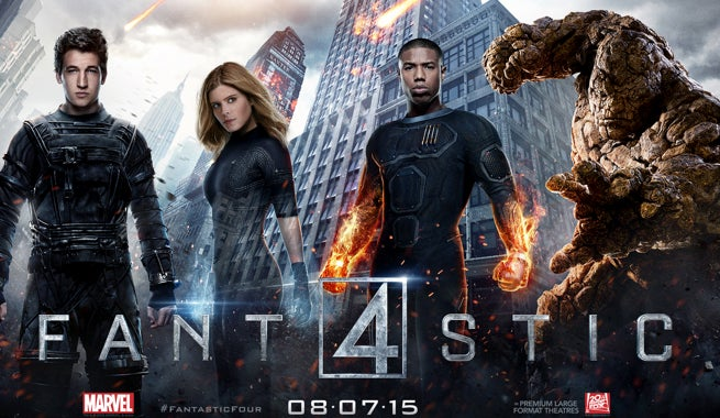 Why Fantastic Four's Reboot Might Be the Comic Book Film Fans Need