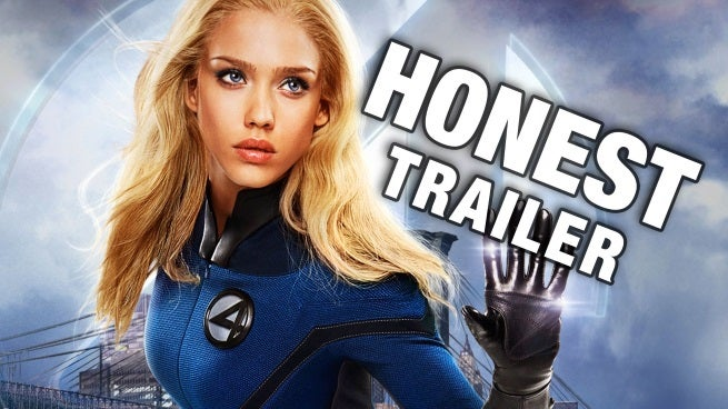 Fantastic Four And Rise Of The SIlver Surfer Get An Honest Trailer