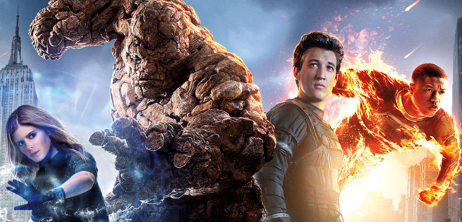 Fantastic Four Cast Members Walked Among Comic Con Fans And No One Noticed