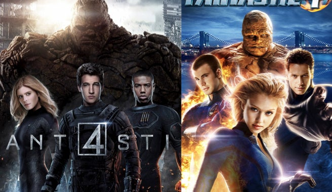 Fantastic Four Reboot Rated Even Lower Than Original On Rotten Tomatoes