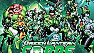 Green Lantern Corps 005