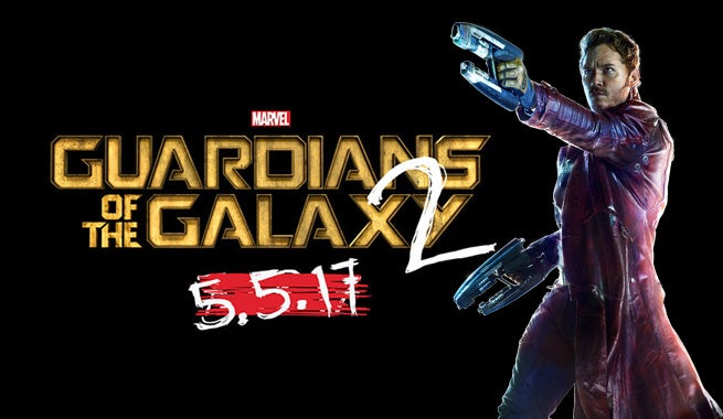 James Gunn Completes The Second Draft of Guardians of the Galaxy Vol. 2
