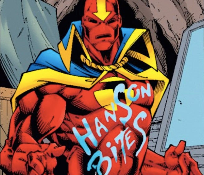 Red Tornado And More Coming To Supergirl
