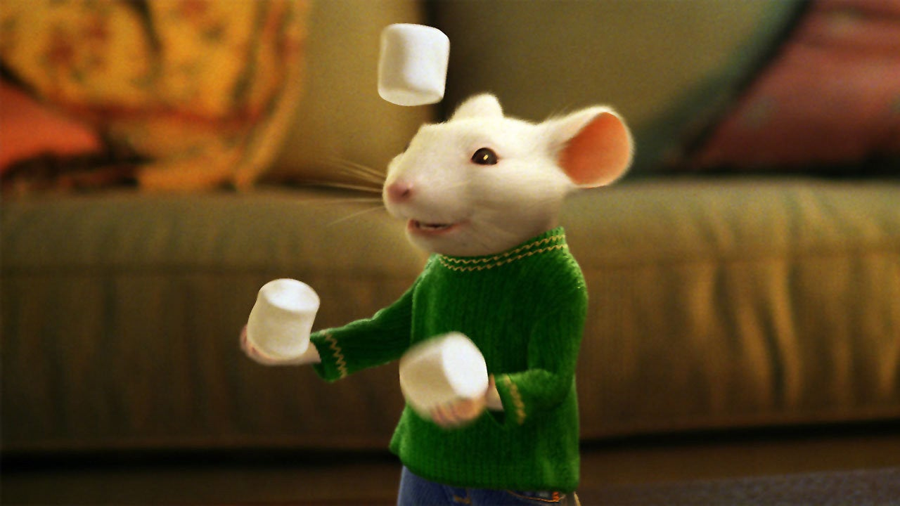 Stuart Little Remake In The Works