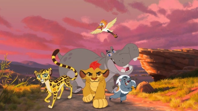 Disney Reviving The Lion King With The Lion Guard TV Movie And Series