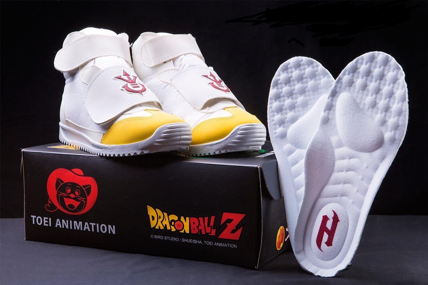 Foto Leak: Adidas Sneaker der Dragon Ball Z Kollektion im