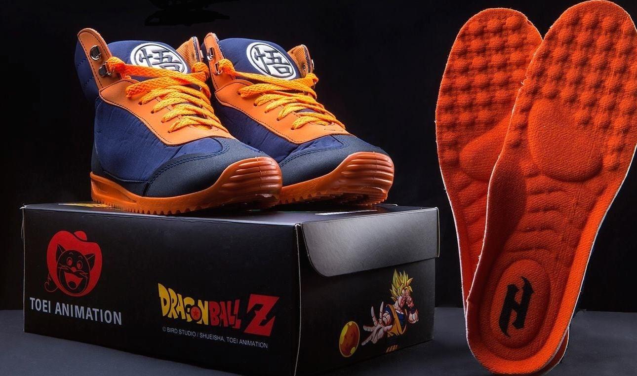 adidas Originals x Dragon Ball Z Sole Academy Release Mechanics