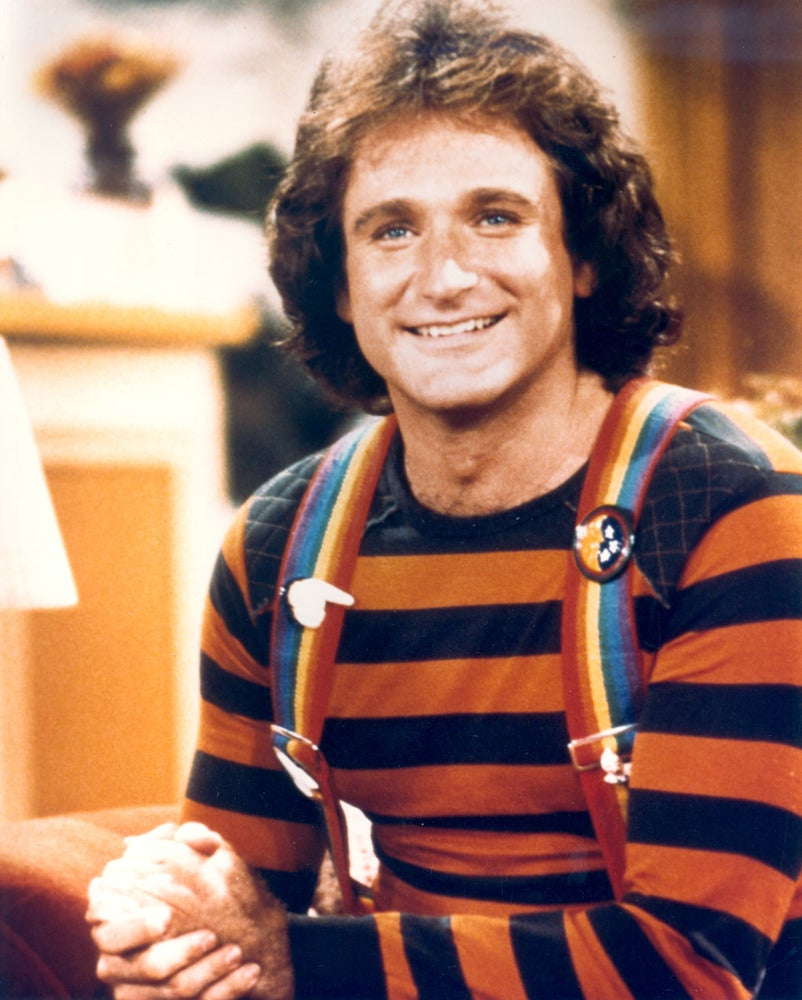Mork from Mork & Mindy