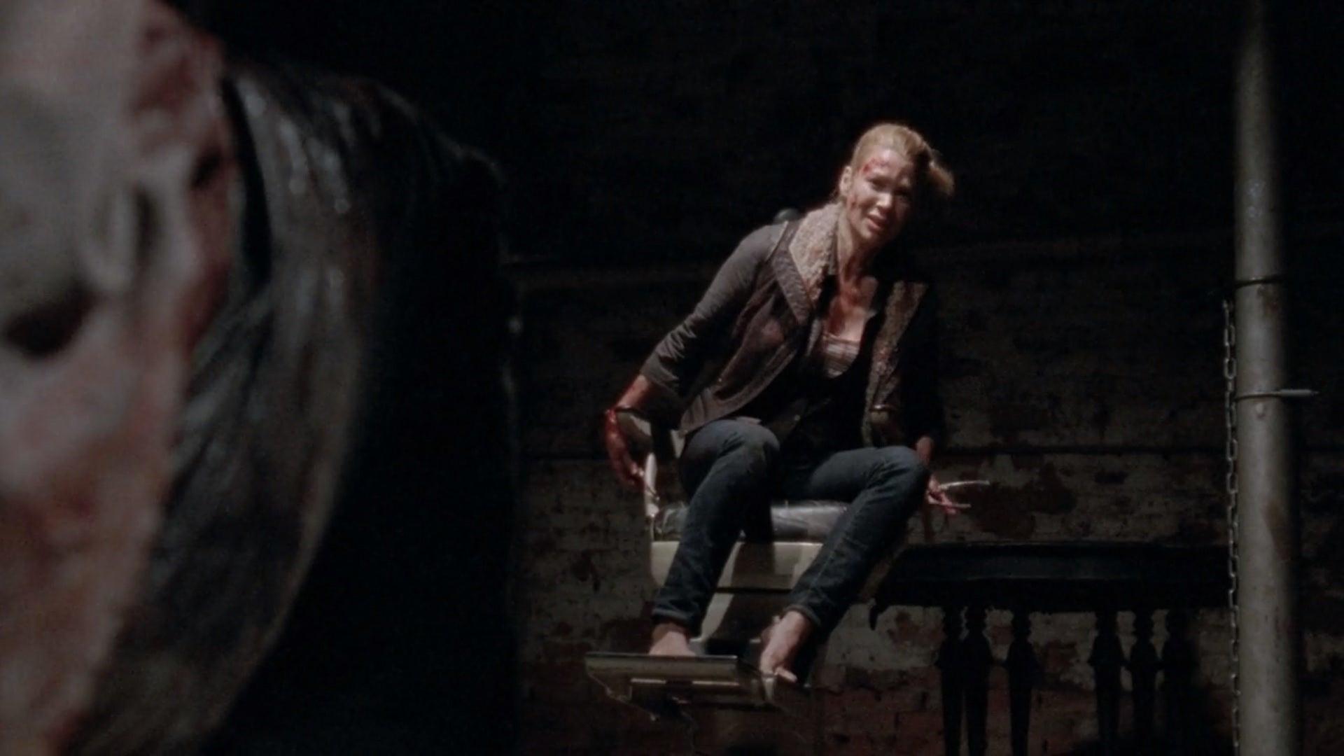 Andrea Walker Walking Dead Season