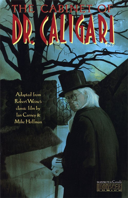 the cabinet of dr caligari essay