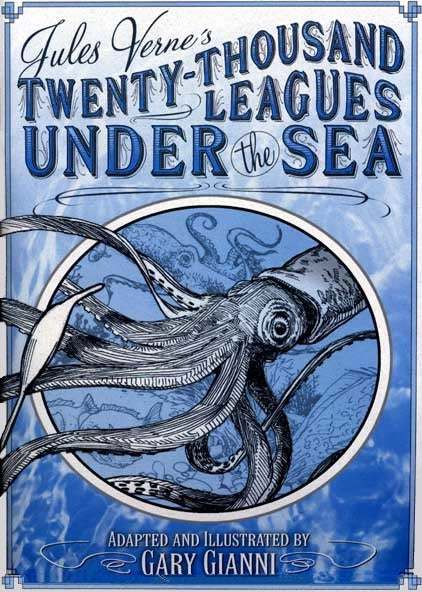 an analysis of the adventures under the sea in 20000 leagues under the sea by jules verne