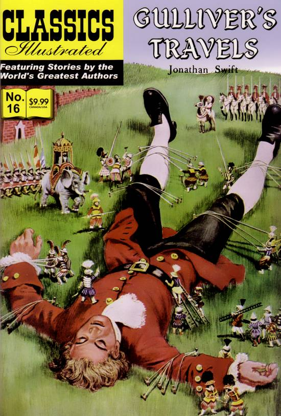 the importance of rationality in jonathan swifts gullivers travels