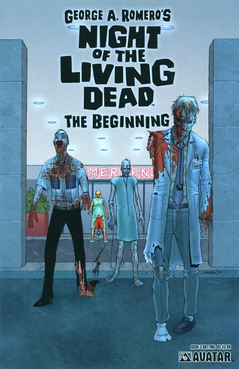 a comprehensive analysis of the night of the living dead a film by george romero George romero's night of the living dead is one of the most influential pieces of horror cinema of all time, with many images from the film burned into the memories of countless horror fans.
