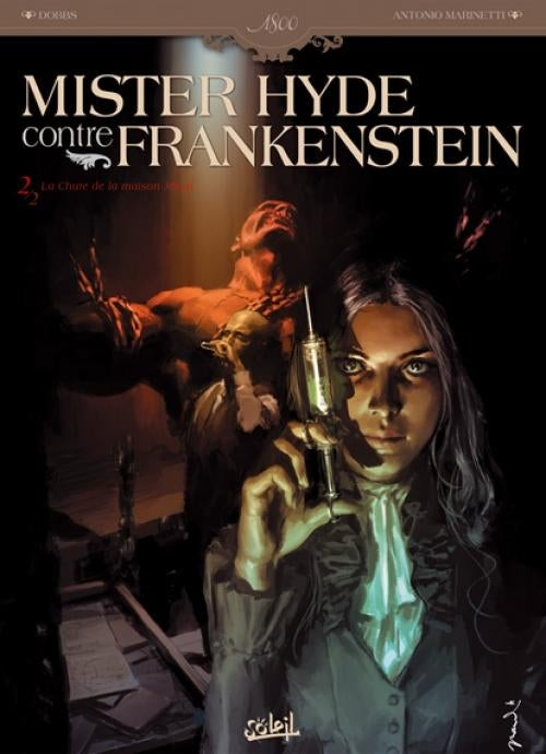 a comparison of the isolation concept in the novels frankenstein dr jekyll and mr hyde The themes and concepts of monster literature are rooted in 18th century gothic and isolation frankenstein in strange case of dr jekyll and mr hyde.