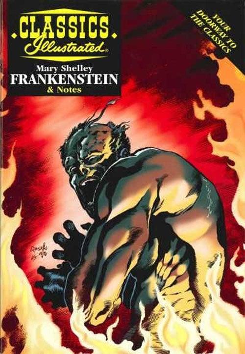 frankenstein essay by ban hyugen