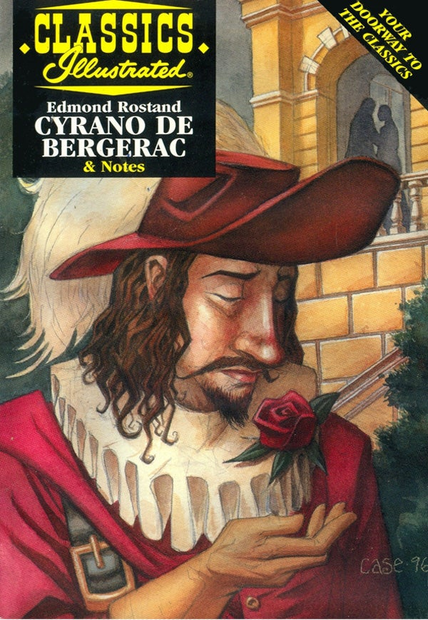 deceit and deception in the play cyrano de bergerac by edmond rostand Director penny metropulos' new production of cyrano de bergerac is the latter, a perfectly straightforward interpretation of edmond rostand's the play, finds a.