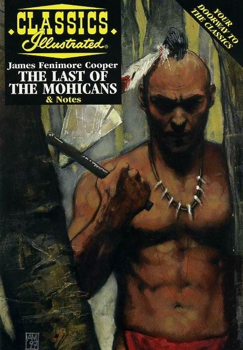 the last of the mohicans by james fenimore cooper essay