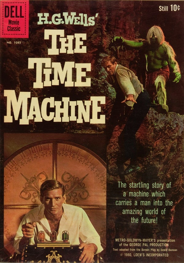 The Time Machine (1960) trailer - YouTube