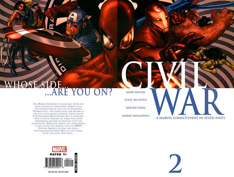 Ultimate civil war movie