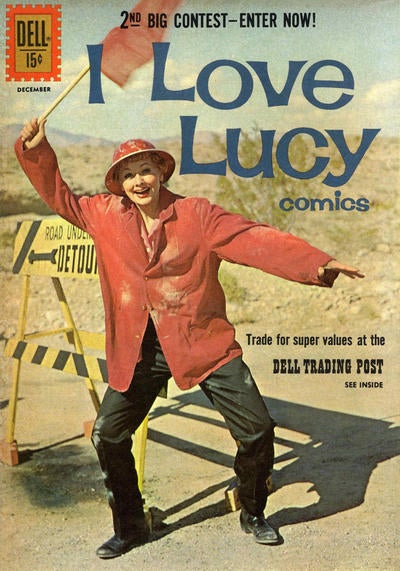 i love lucy essays Even the title of the show, i love lucy, uses a subjective personal pronoun but she is an iconic figure that will outlast any critical essays about her.