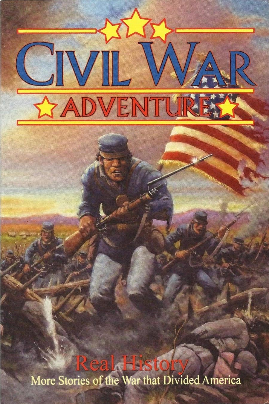 the civil war that divided the americans in two Into the 'great american versus south divide that created the two sides in the war two sides that made up the american civil war were.