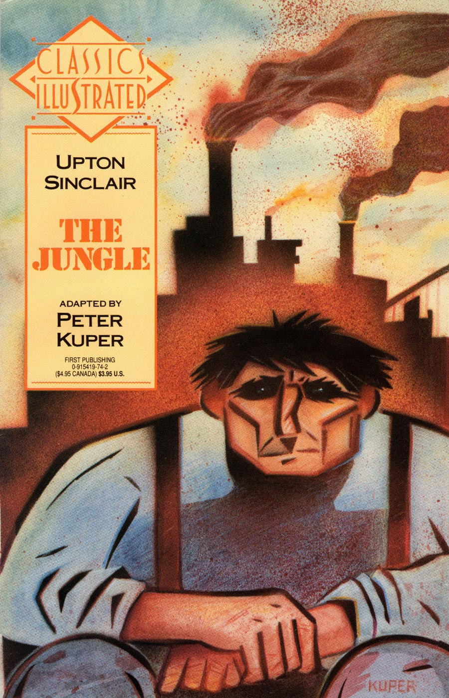 """the impact on the government the jungle by upton sinclair jr In his meticulous new linguistic analysis upton sinclair: the lithuanian jungle for mommy government to take care of to bush jr's """"war on."""