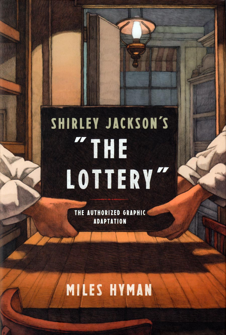 a summary of shirley jacksons the lottery