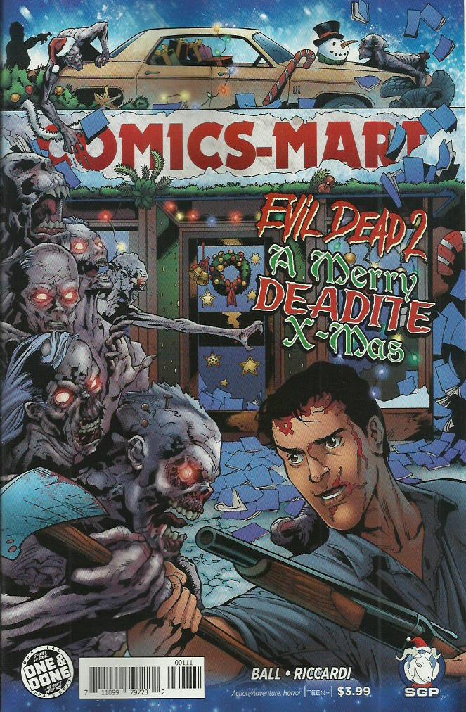 Evil Dead 2: A Merry Deadite X-Mas Issue 1