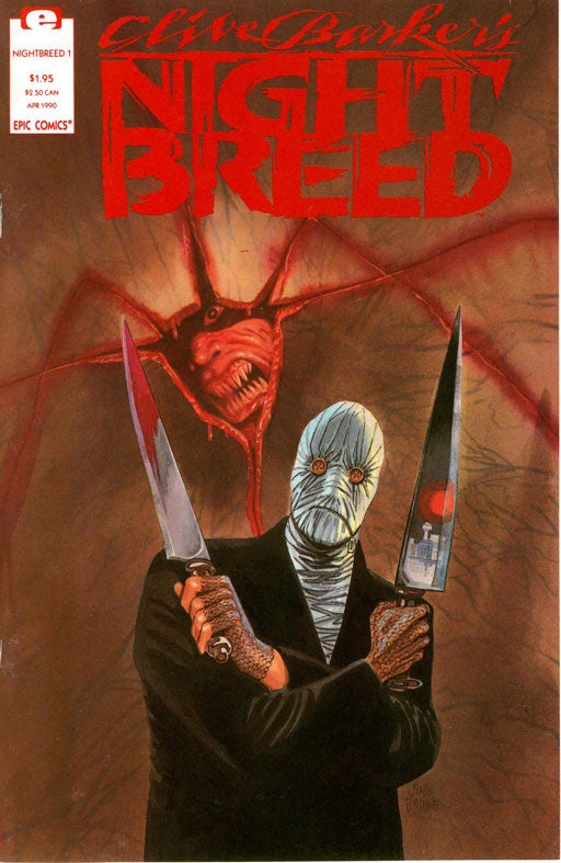 Night breed movie barker