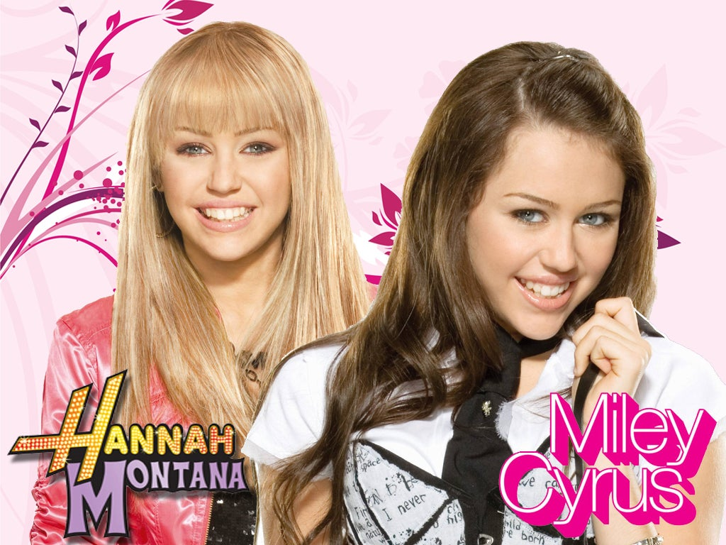 hannah montana and miley cyrus1 Why do black women love thugs? What's the appeal? There are several reasons ...