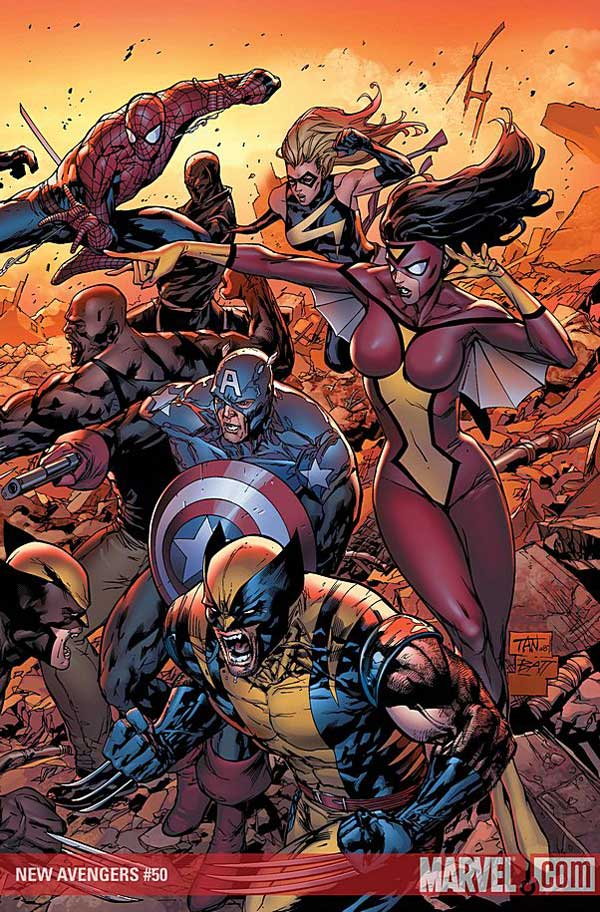 quotmightyquot vs quotnewquot a tale of two avengers series