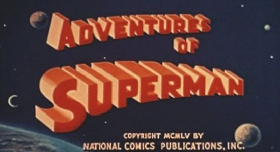 Adventures Of Superman TV Show Top Ten